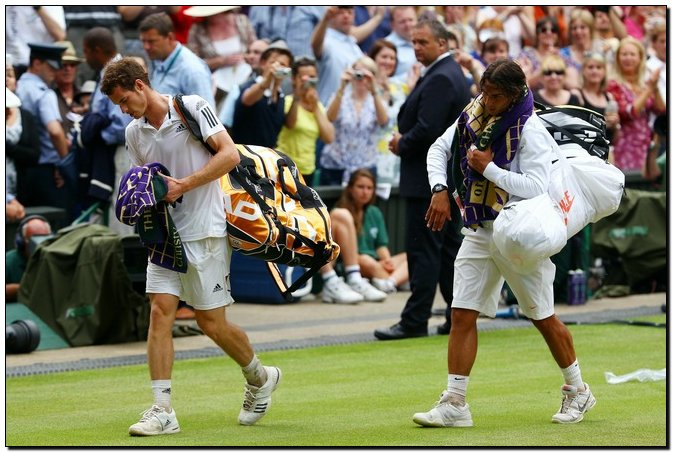 Rafael Nadal、Andy Murray 圖2