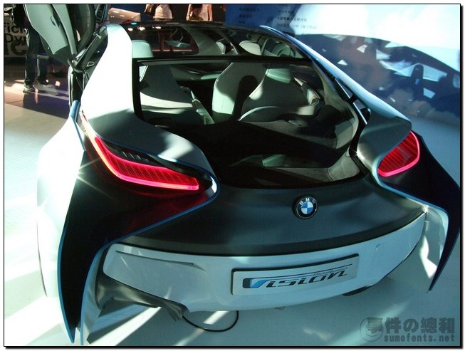 BMW Vision EfficientDynamics 圖4