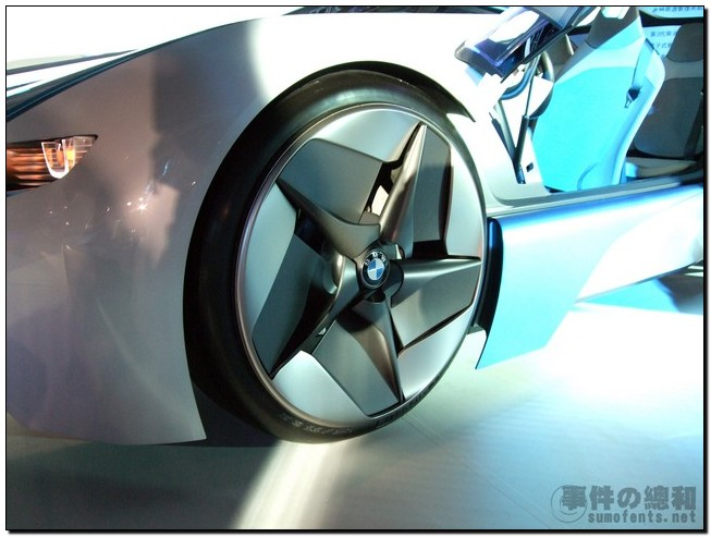 BMW Vision EfficientDynamics 圖6
